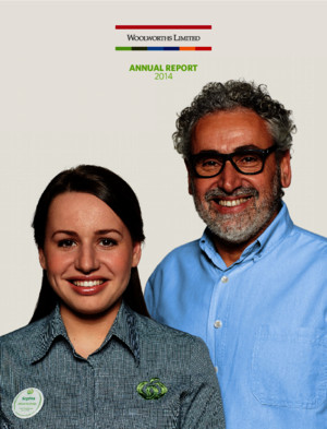 Woolworths Annual Report 2014
