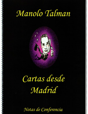 Cartas Desde Madrid - Manolo Talman
