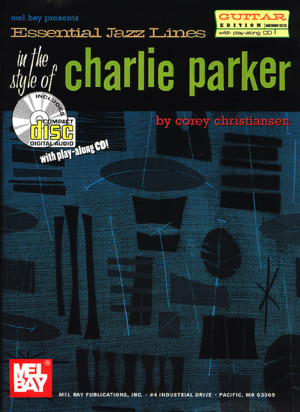 Charlie Parker - Essential Jazz Lines in the Style Of