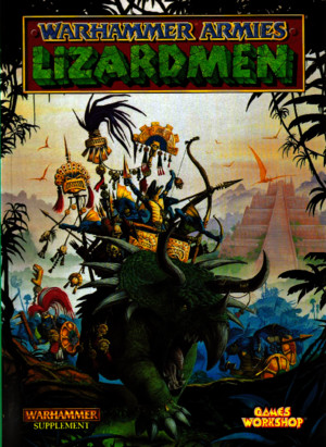 219215401 Warhammer 5th Edition Lizardmen 1997