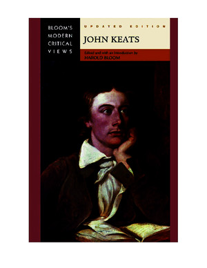 Harold Bloom - John Keats