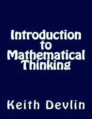 Introduction to Mathematical Thinking - Devlin, Keithpdf