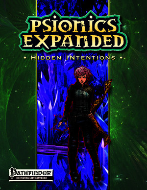 Psionics Expanded - Hidden Intentions