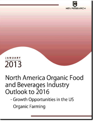 North America Organic Food and Beverages Industry Outlook to 2016 - Growth Opportunities in the US Organic Farming by ankur38
