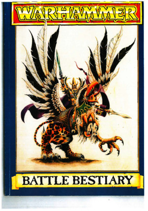 Warhammer Battle Bestiary (1992)